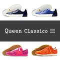 ブランドビジネスシューズ・ドレスシューズ・スニーカー通販 クインクラシコ(QueenClassico)オンラインストア